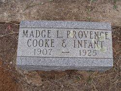Madge <i>Provence</i> Cooke