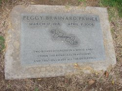 Peggy <i>Brainard</i> Prince