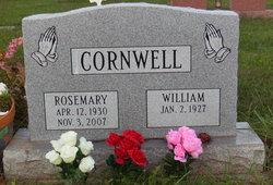 Rosemary <i>Catron</i> Cornwell