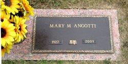 Mary Margerat <i>Cox</i> Angotti