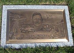 Walter Kent Kent Mundell, Jr