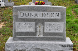 Thomas C. Donaldson