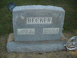 Jane Elizabeth <i>Butler</i> Becker