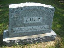 Mary Esther <i>Bond</i> Burr