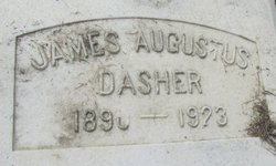 James Augustus Gus Dasher