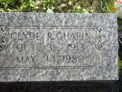 Clyde R Chafin
