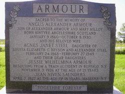 Angus Alexander Armour, Sr
