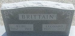 Frank Leonard Brittain
