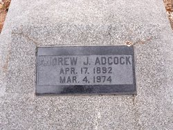 Andrew Jackson Adcock