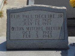 Elie Paul E.J. DeCuire, Jr