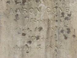 Aaron Cone, Jr