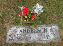 Elsie M. <i>Beane</i> Anderson