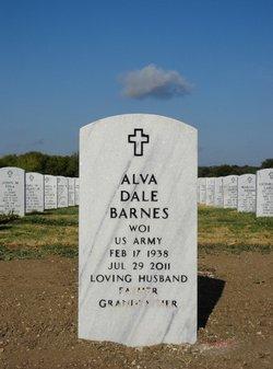 Alva Dale Al Barnes