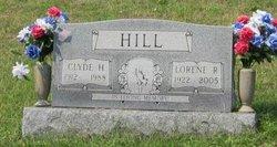 Lorene Rebecca <i>Hess</i> Hill