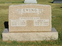 Gladys Mae <i>Robbins</i> Ewing