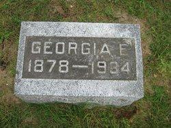 Georgia E. Chapman