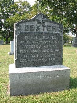 Esther A. <i>Garman</i> Dexter
