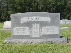 Hettie Tabor Abbott