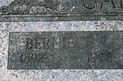 Berniece I. Gardiner