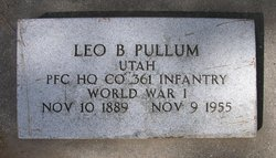 Leo Blanchard Pullum