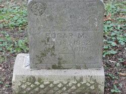Edgar M Atkins