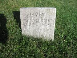 Infant Son Bailey