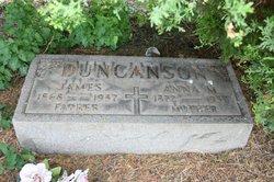 Anna Mary <i>Furnish</i> Duncanson