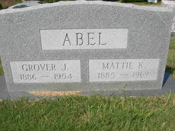 Grover Judson Abel