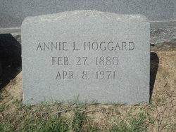 Annie <i>Liverman</i> Hoggard