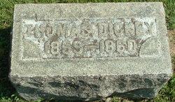 Thomas Thad Dickey