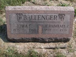 Jerrmiah J. Jerry Ballenger