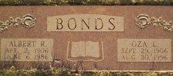 Albert R Bonds