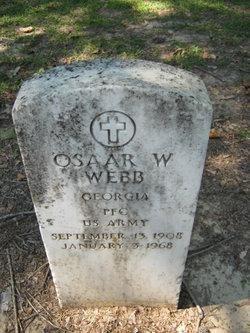 Oscar Willie Webb