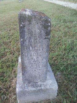 Mary Elizabeth Bolin