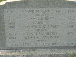 Frank W. Bannister