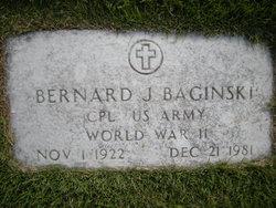 Corp Bernard J. Baginski