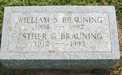 William Stanley Brauning