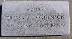 Tressa Laura <i>Van Sickle</i> Jorgenson