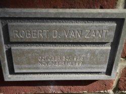 Robert D. Van Zant