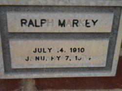 Ralph Markey