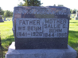 Sallie C. <i>Hocker</i> Behm