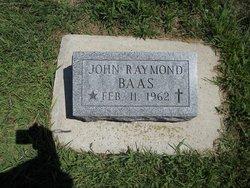 John Raymond Baas