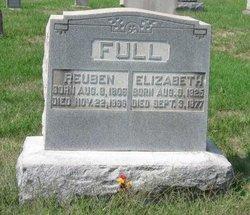 Elizabeth <i>Somerville</i> Full