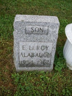 Ernest Leroy Alabaugh