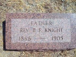 Rev David Benjamin Franklin Knight
