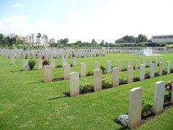 Alexandria (Hadra) War Cemetery