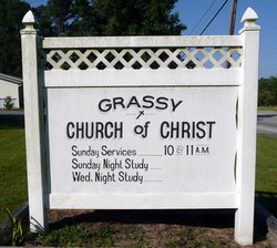Grassy Church of Christ Cemetery