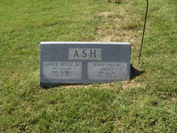 Jennie Pauline <i>Goodin</i> Ash
