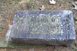 Wilma M Achenbach