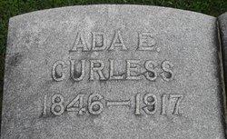 Ada Emaline <i>Hite</i> Curless